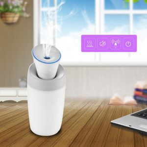 Pandawill Cool Mist Mini Humidifier Review 2019